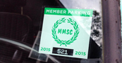 window sticker parking permits come in a variety of sizes from Websticker