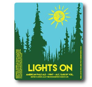 Custom full color Bopp label printed for Tree House by Websticker