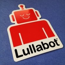 Stickers are a great #marketing tool for any company!  Check these #diecut #stickers we printed for digital geniuses @lullabot!!