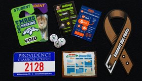 wholesale custom printing onhanging parking permits, promotional magnets & webcam covers by websticker