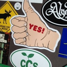 Effective sticker design considerations